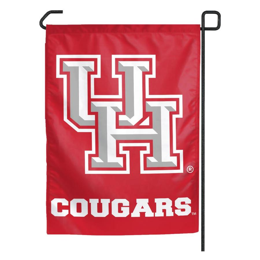 WinCraft Sports 1.25-ft W x 2.75-ft H University of Houston Flag