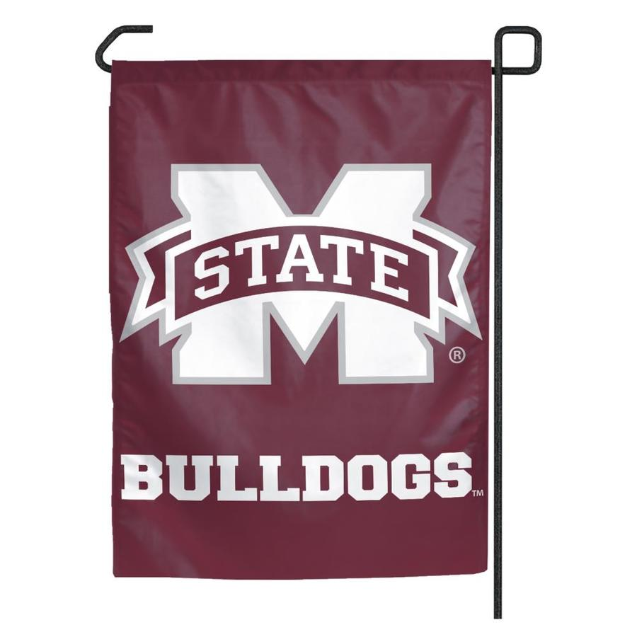 WinCraft Sports 1.25-ft W x 2.75-ft H Mississippi State University Flag