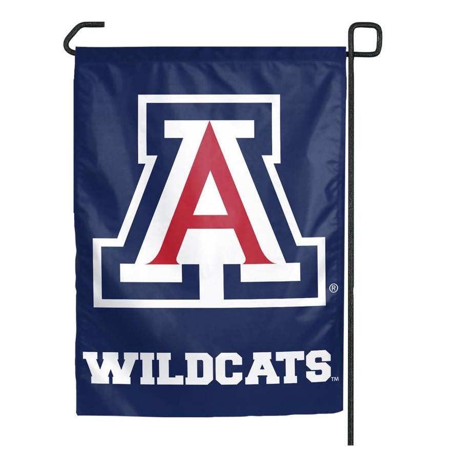 WinCraft Sports 1.25-ft W x 2.75-ft H University of Arizona Flag