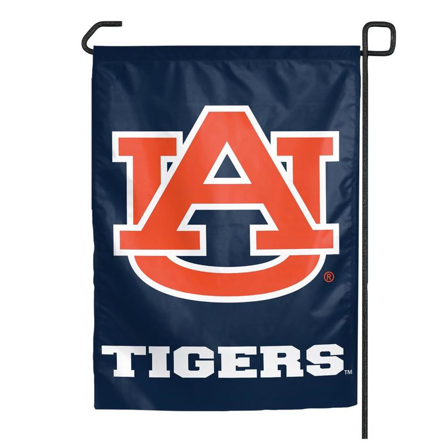 WinCraft Sports 1.25-ft W x 2.75-ft H Auburn University Flag