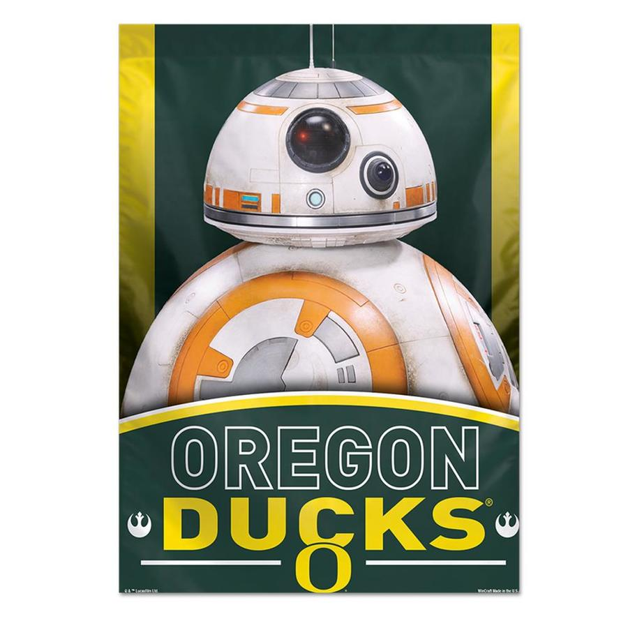WinCraft Sports 2.33-ft W x 3.33-ft H University of Oregon State State Flag