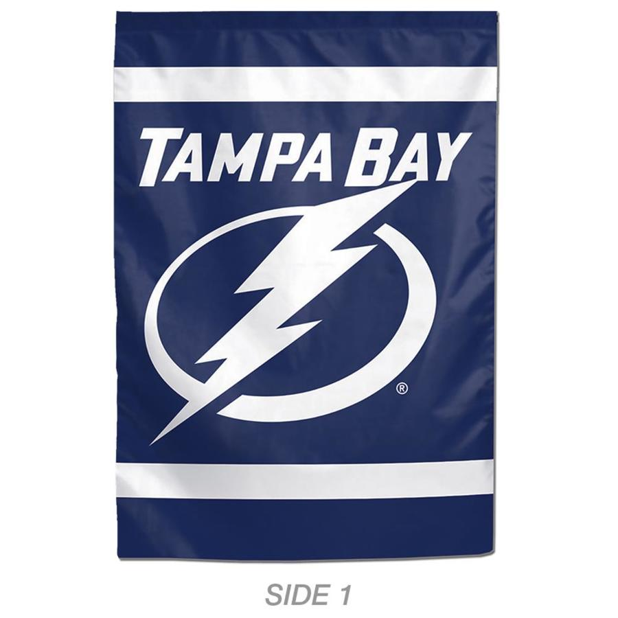 WinCraft Sports 1-ft W x 1.5-ft H Sports Tampa Bay Lightning Garden Flag