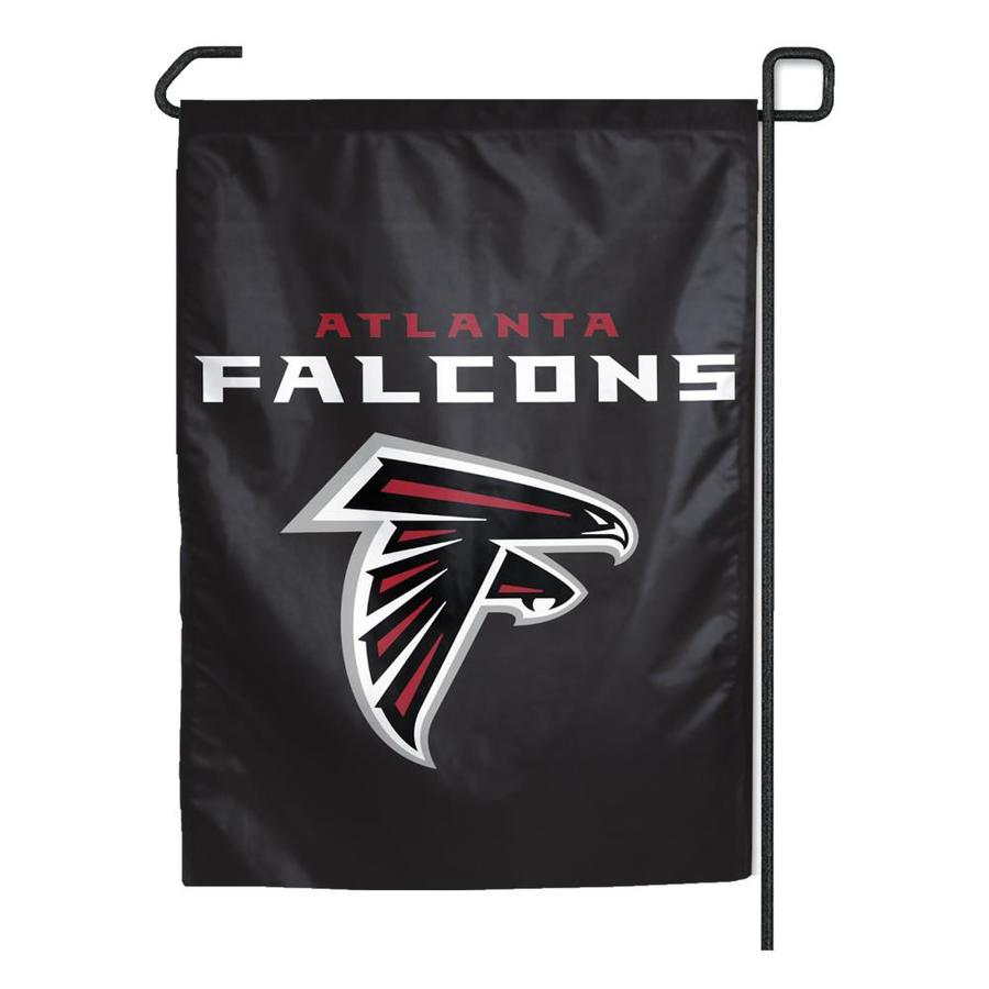 WinCraft Sports 1.25-ft W x 2.75-ft H Atlanta Falcons Flag