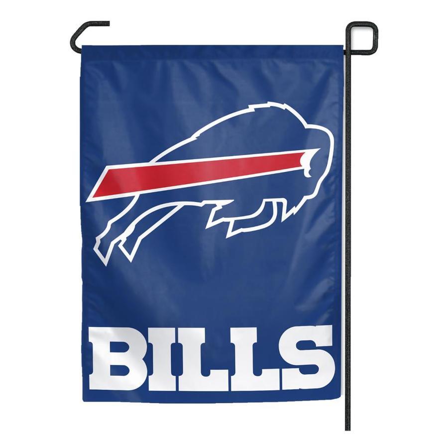 WinCraft Sports 1.25-ft W x 2.75-ft H Buffalo Bills Flag