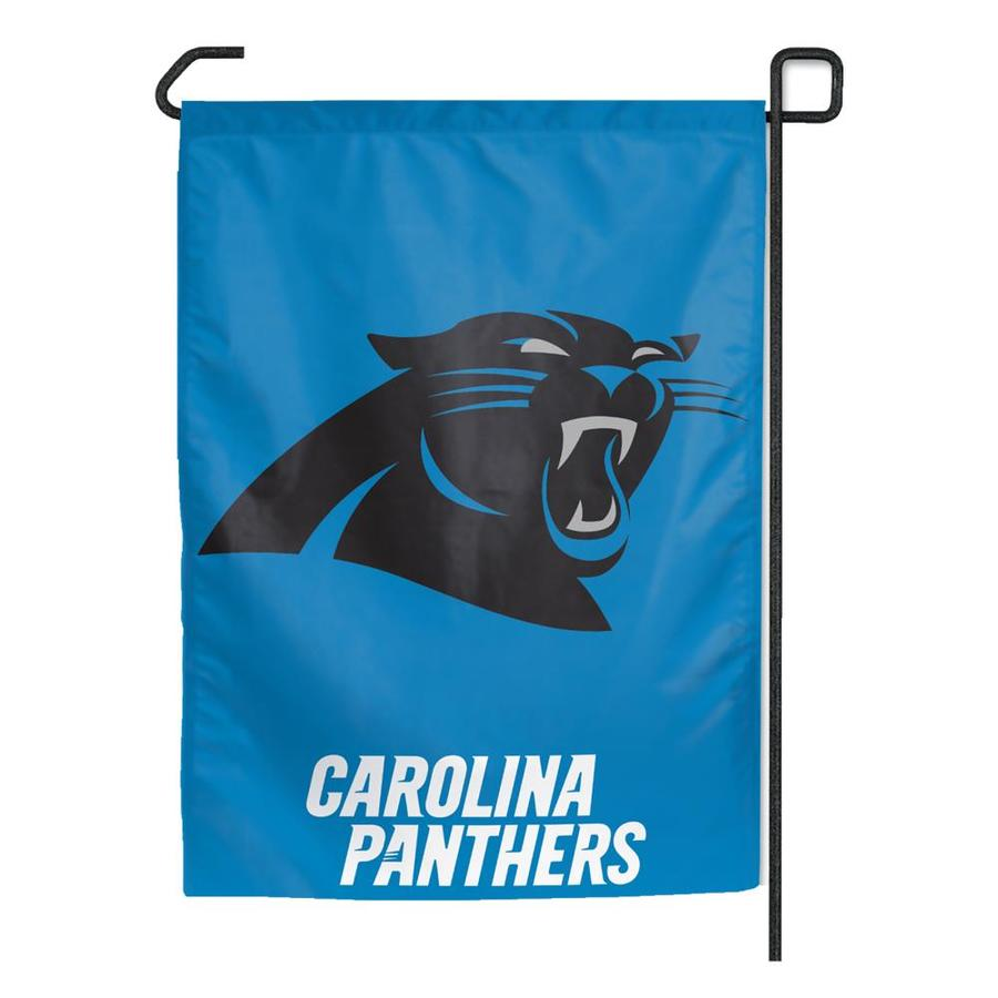 WinCraft Sports 1.25-ft W x 2.75-ft H Carolina Panthers Flag