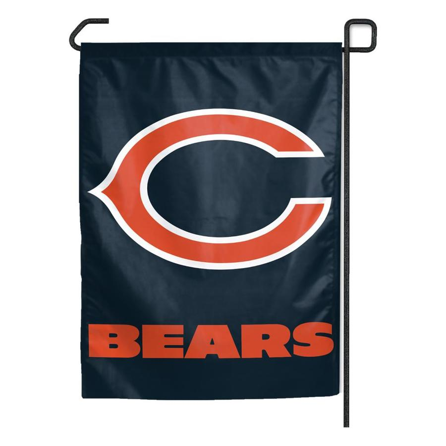 WinCraft Sports 1.25-ft W x 2.75-ft H Chicago Bears Flag