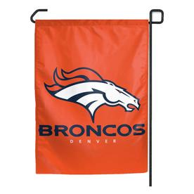 27db802a60b WinCraft Sports 1.25-ft W x 2.75-ft H Denver Broncos Flag