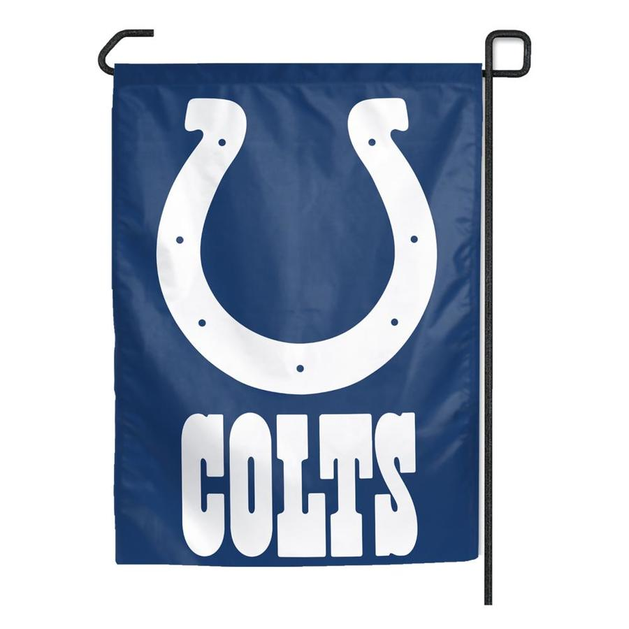 WinCraft Sports 1.25-ft W x 2.75-ft H Indianapolis Colts Flag