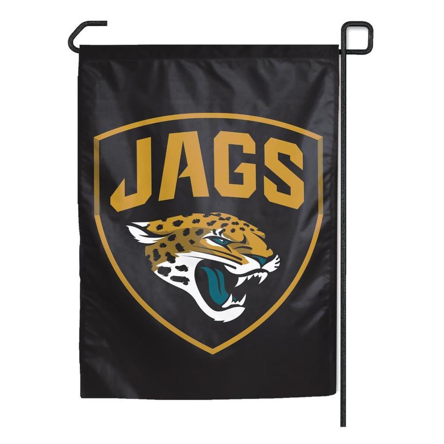 WinCraft Sports 1.25-ft W x 2.75-ft H Jacksonville Jaguars Flag