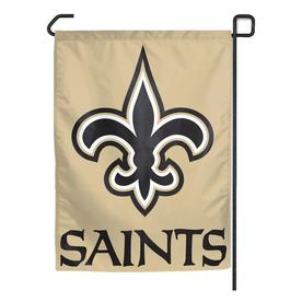 399fe131605 WinCraft Sports 1.25-ft W x 2.75-ft H New Orleans Saints Flag