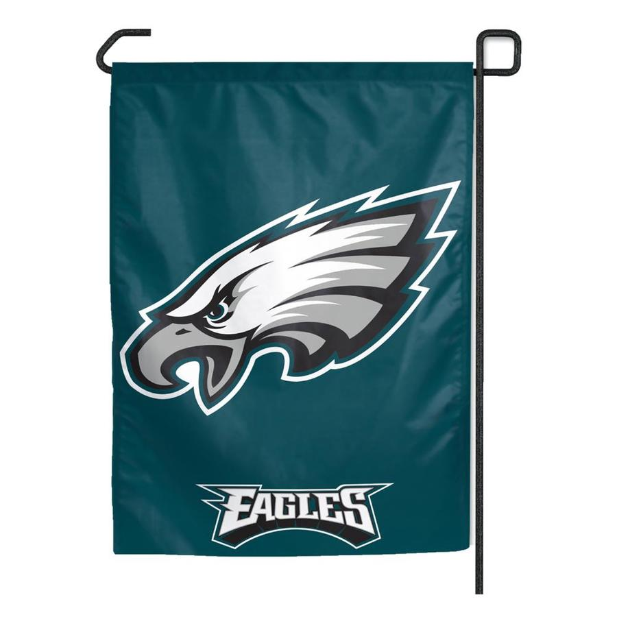 WinCraft Sports 1.25-ft W x 2.75-ft H Philadelphia Eagles Flag