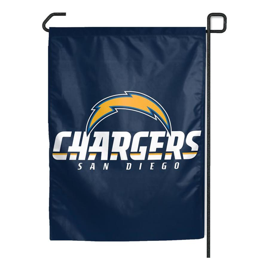 WinCraft Sports 1.25-ft W x 2.75-ft H San Diego Chargers Flag