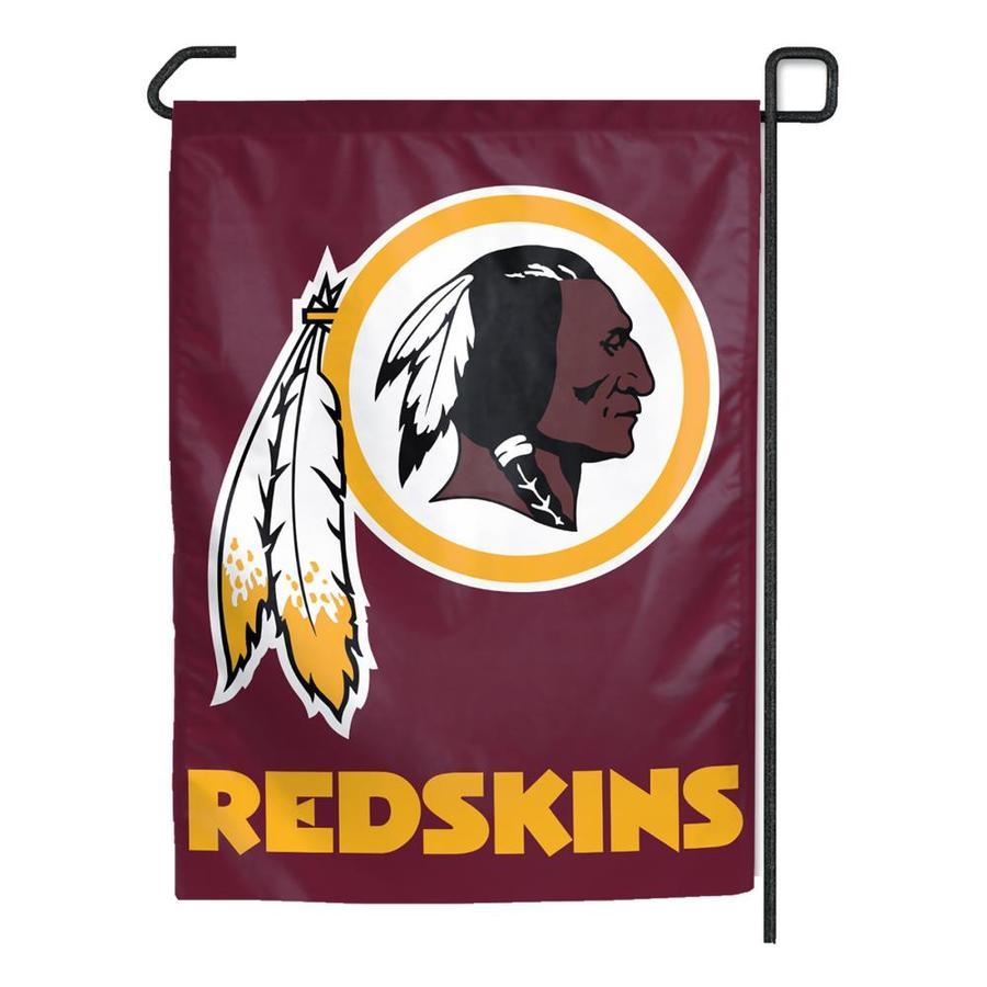 WinCraft Sports 1.25-ft W x 2.75-ft H Washington Redskins Flag