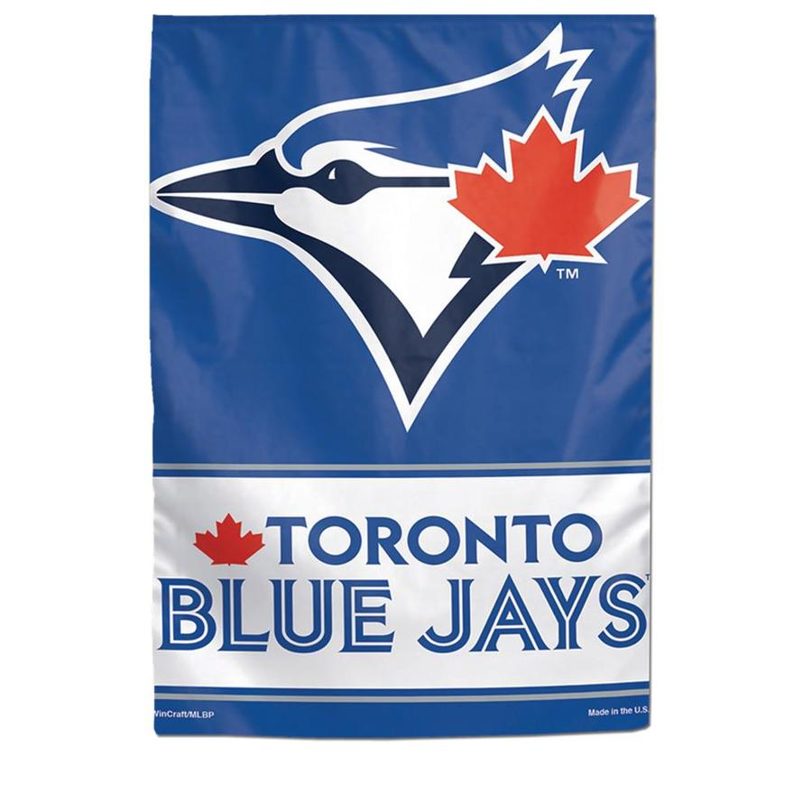 WinCraft Sports 1-ft W x 1.5-ft H  Toronto Blue Jays Garden Flag