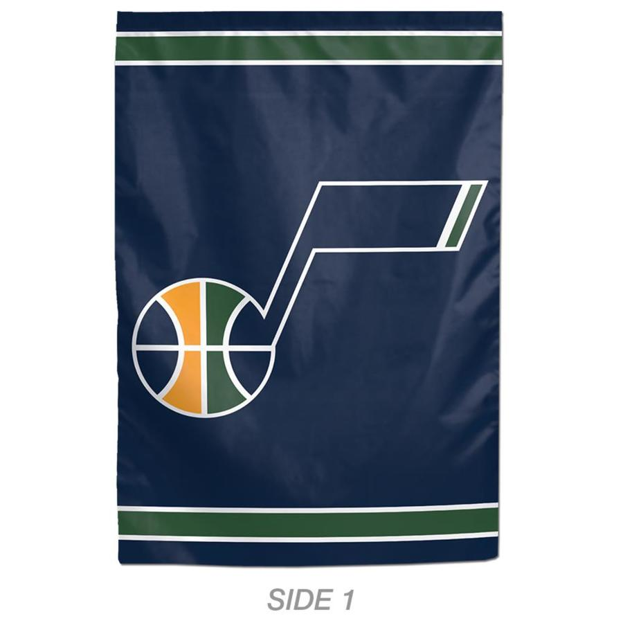 WinCraft Sports 1-ft W x 1.5-ft H Sports Utah Jazz Garden Flag