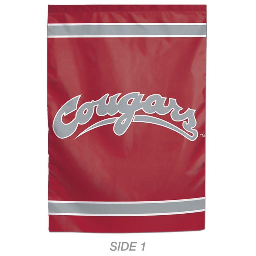 WinCraft Sports 1-ft W x 1.5-ft H Sports Washington State University Garden Flag