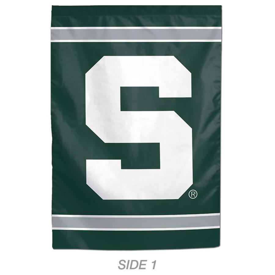 WinCraft Sports 1-ft W x 1.5-ft H Sports Michigan State University Garden Flag