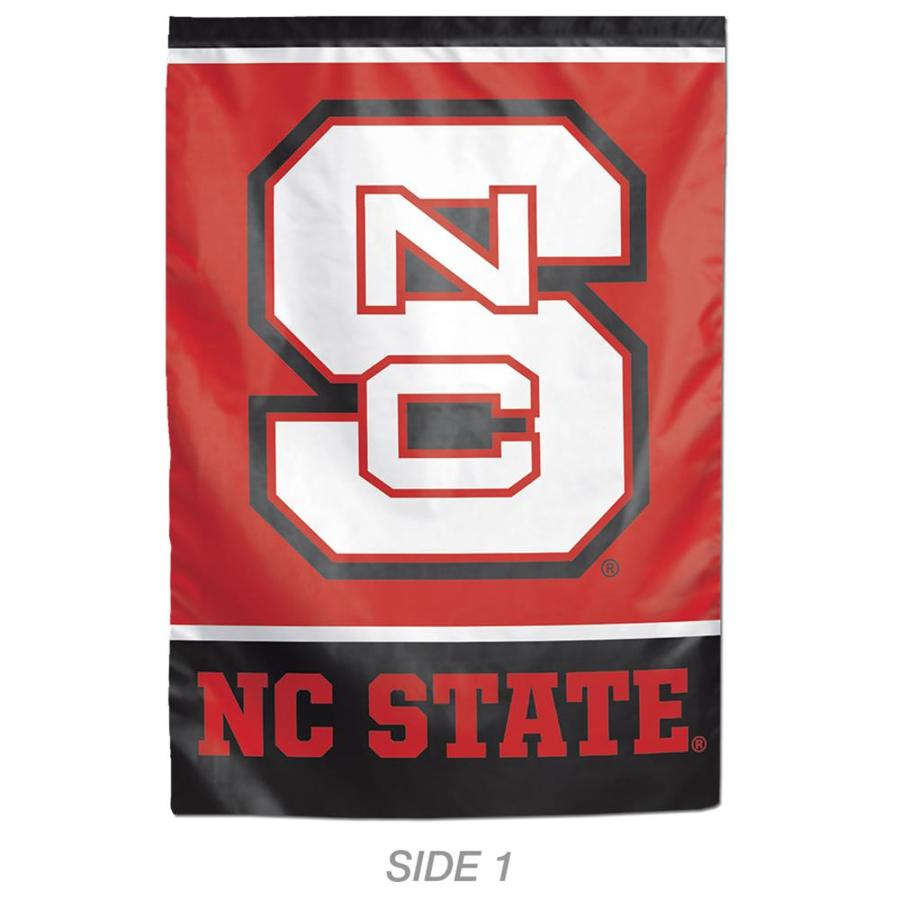 WinCraft Sports 1-ft W x 1.5-ft H Sports North Carolina State University Garden Flag
