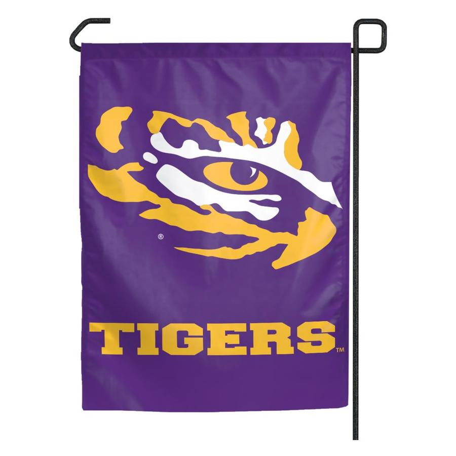 WinCraft Sports 1.25-ft W x 2.75-ft H Louisiana State University Flag