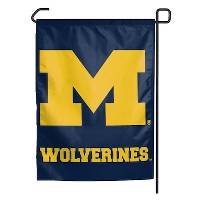 1 25 Ft W X 2 75 Ft H Michigan State Wolverines Flag