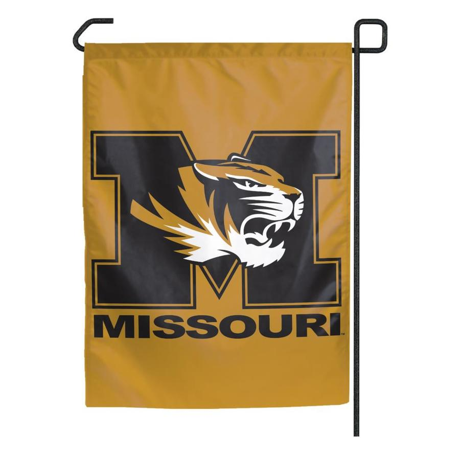 WinCraft Sports 1.25-ft W x 2.75-ft H University of Missouri Flag