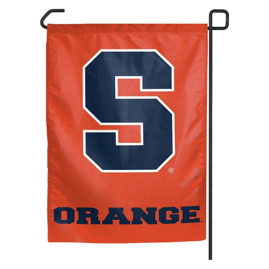 WinCraft Sports 1.25-ft W x 2.75-ft H Syracuse University Flag