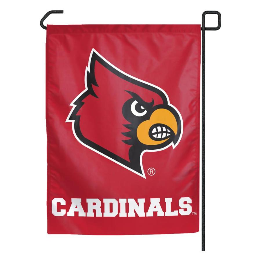 WinCraft Sports 1.25-ft W x 2.75-ft H University of Louisville Flag