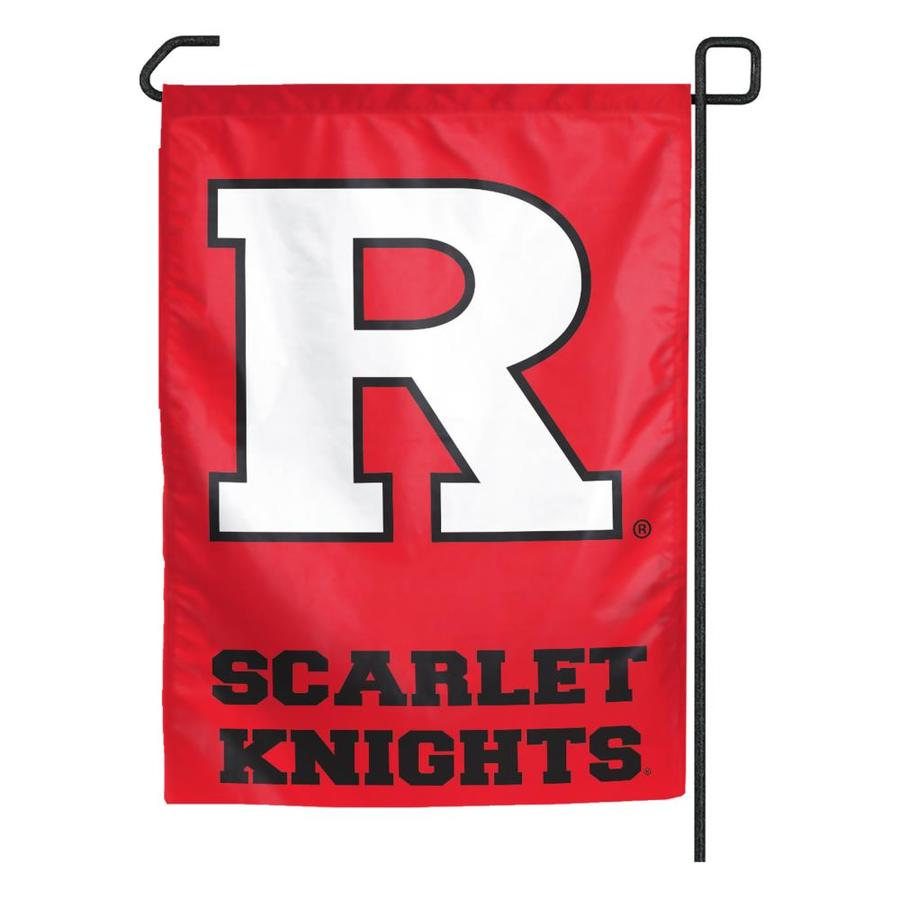 WinCraft Sports 1.25-ft W x 2.75-ft H Rutgers Flag