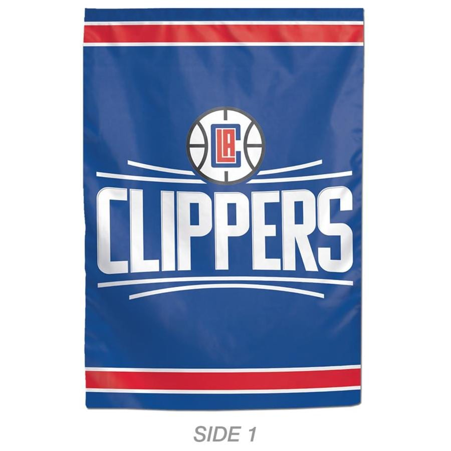 WinCraft Sports 1-ft W x 1.5-ft H Sports Los Angeles Clippers Garden Flag