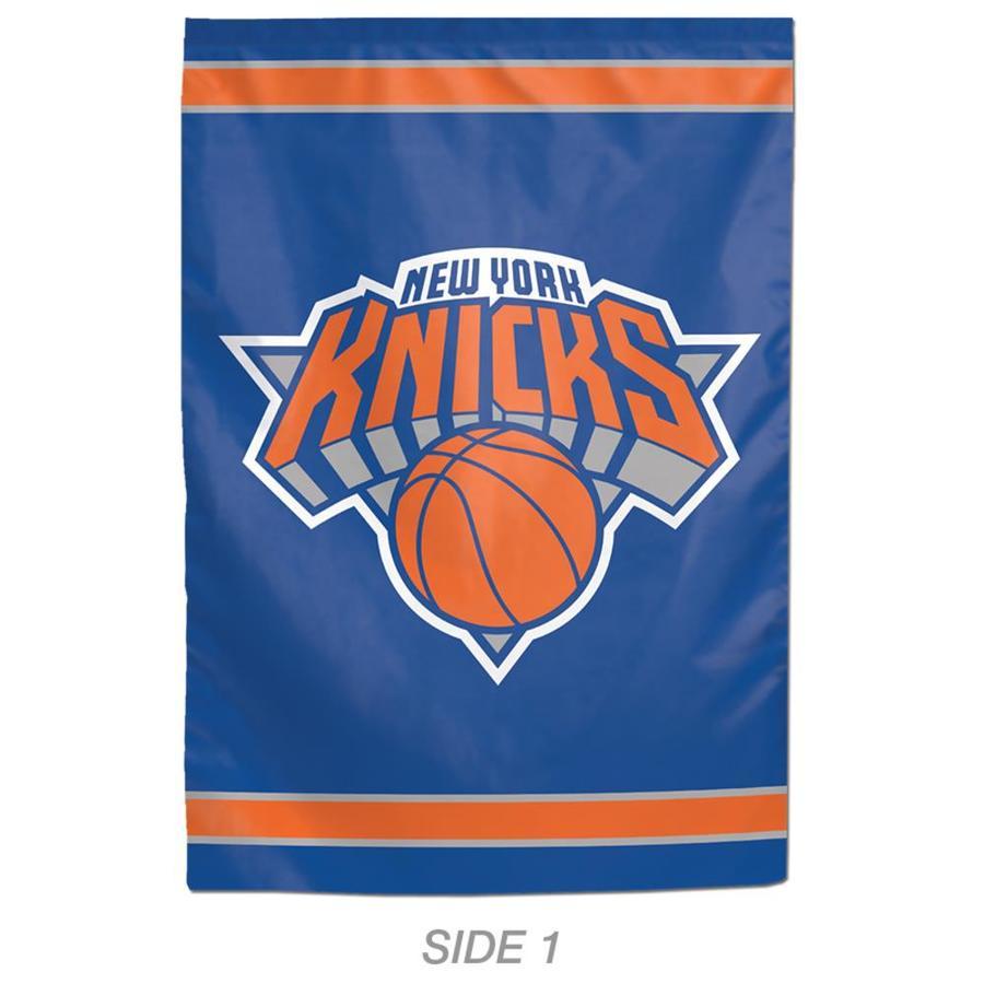 WinCraft Sports 1-ft W x 1.5-ft H Sports New York Knicks Garden Flag