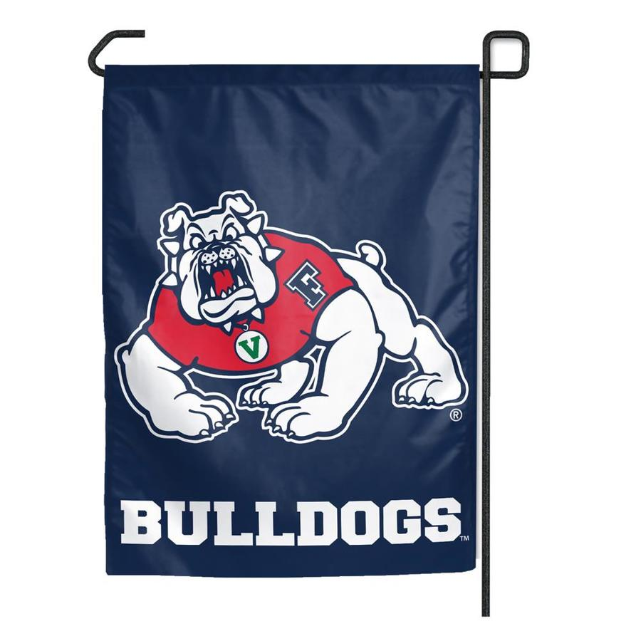 WinCraft Sports 1.25-ft W x 2.75-ft H Fresno State University Flag