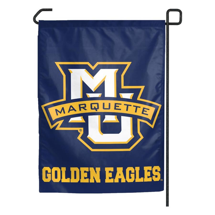 WinCraft Sports 1.25-ft W x 2.75-ft H Marquette University Flag
