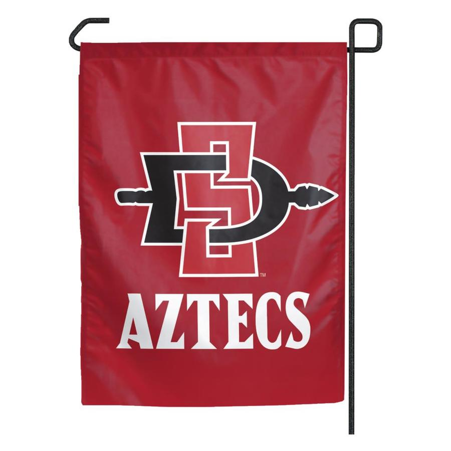 WinCraft Sports 1.25-ft W x 2.75-ft H San Diego State University Flag