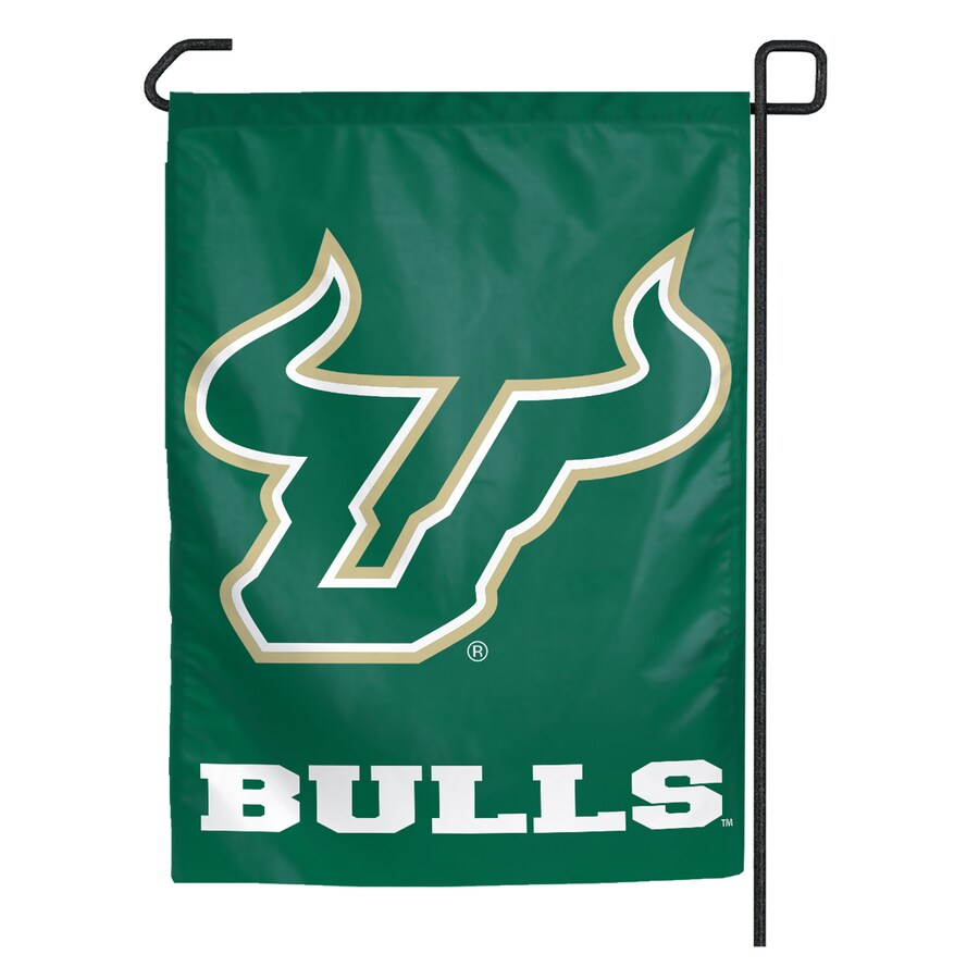 WinCraft Sports 1.25-ft W x 2.75-ft H University of South Florida Flag