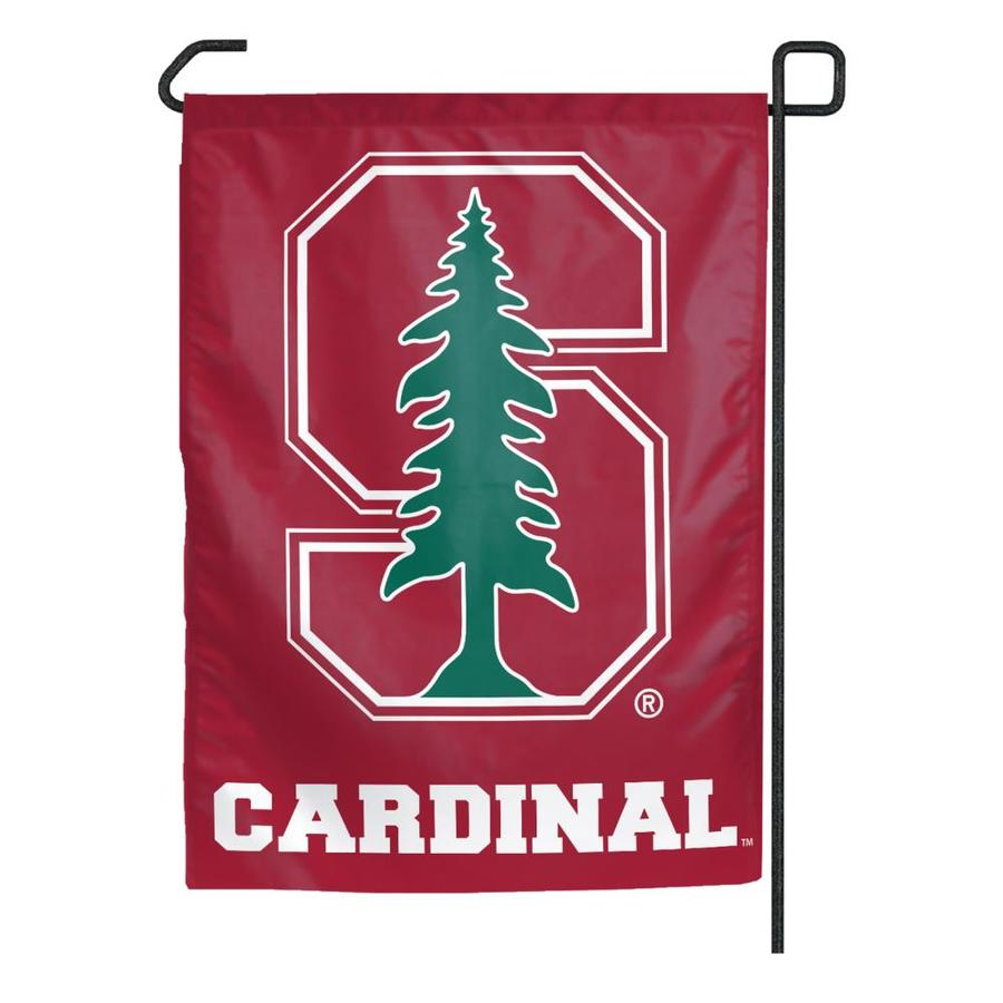 WinCraft Sports 1.25-ft W x 2.75-ft H Stanford University Flag
