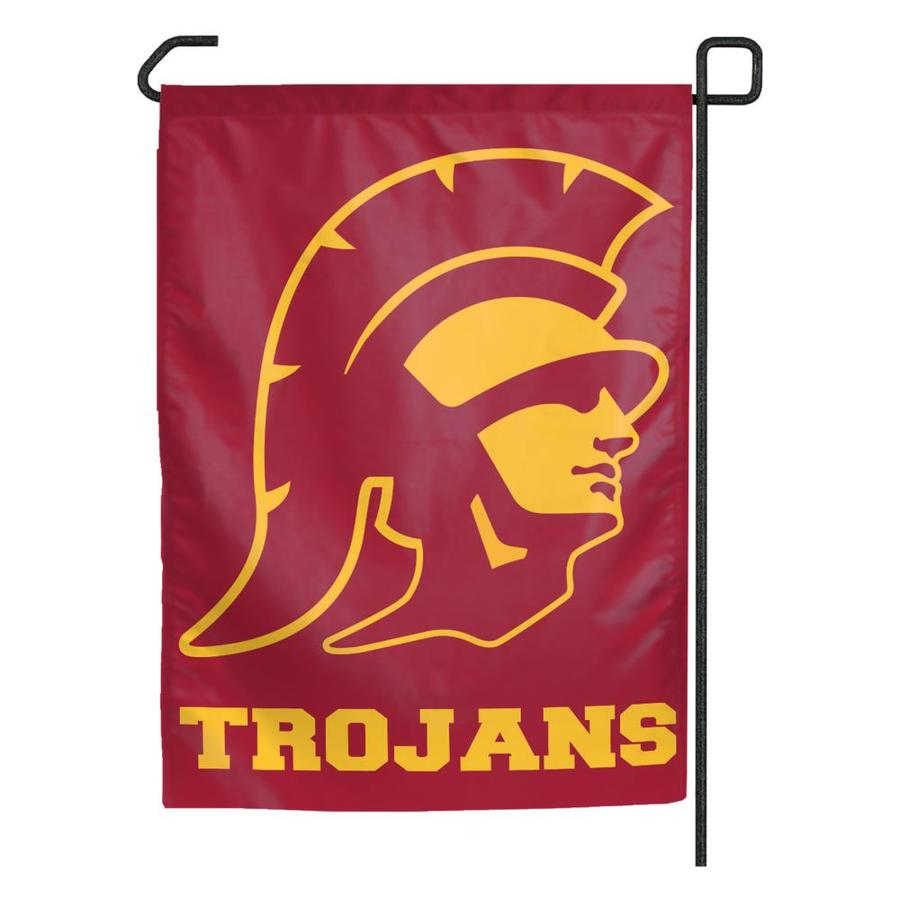 WinCraft Sports 1.25-ft W x 2.75-ft H Usc Flag