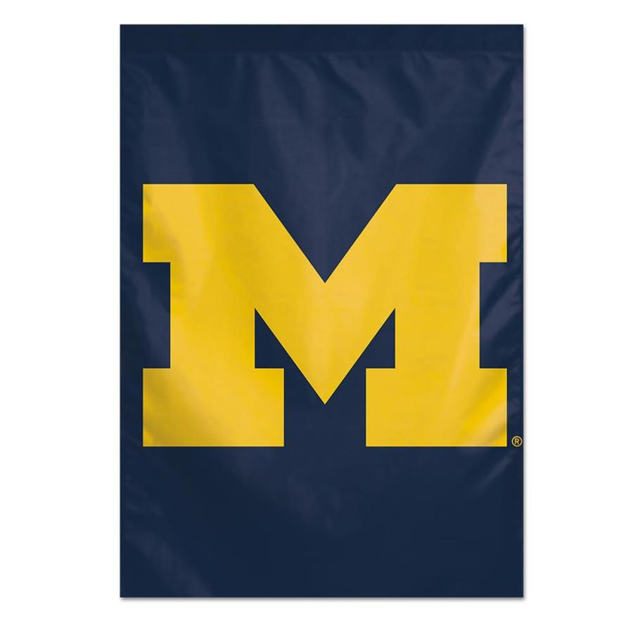 WinCraft Sports 2.33-ft W x 3.33-ft H University of Michigan State Flag