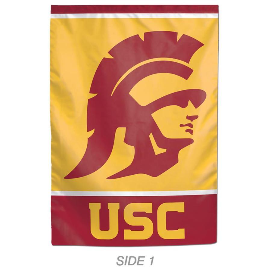 WinCraft Sports 1-ft W x 1.5-ft H Sports USC Garden Flag