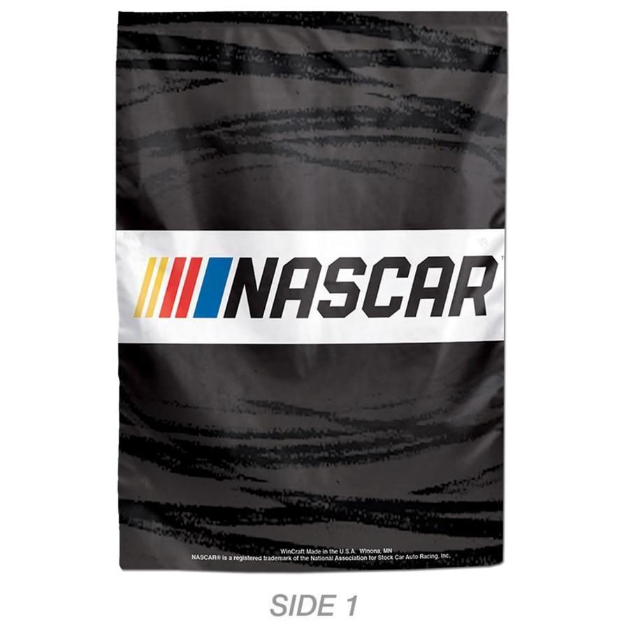 WinCraft Sports 1-ft W x 1.5-ft H Sports NASCAR Logo Garden Flag