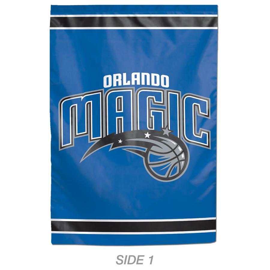 WinCraft Sports 1-ft W x 1.5-ft H Sports Orlando Magic Garden Flag
