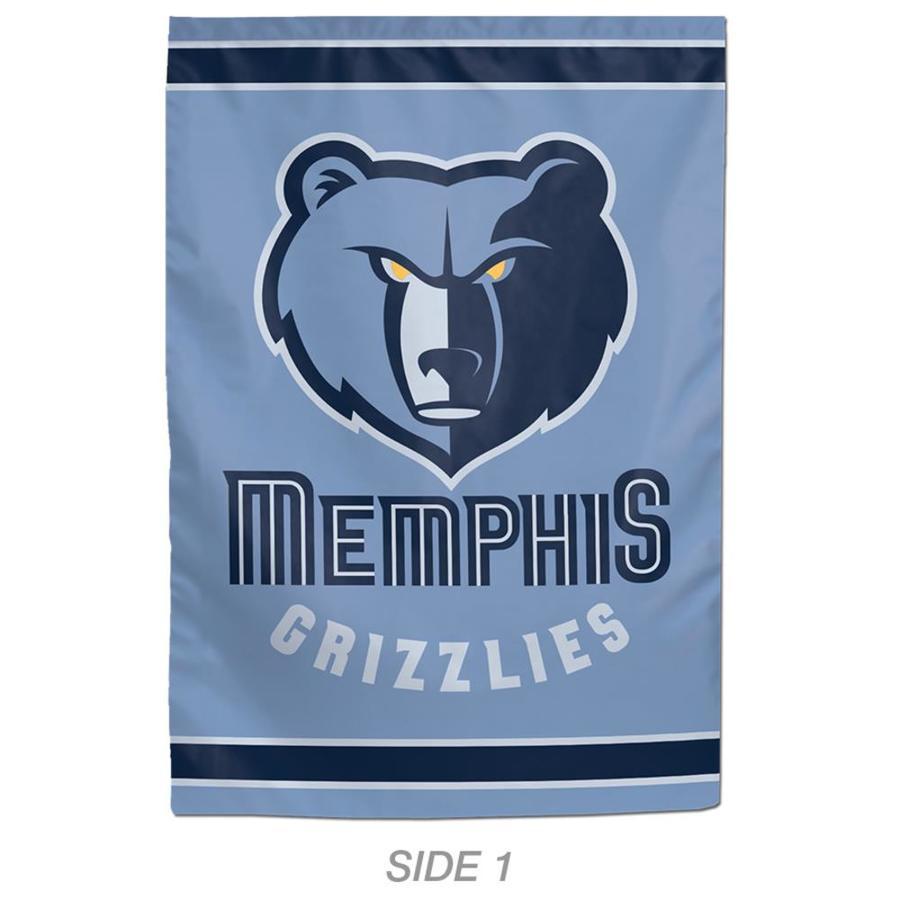 WinCraft Sports 1-ft W x 1.5-ft H Sports Memphis Grizzlies Garden Flag