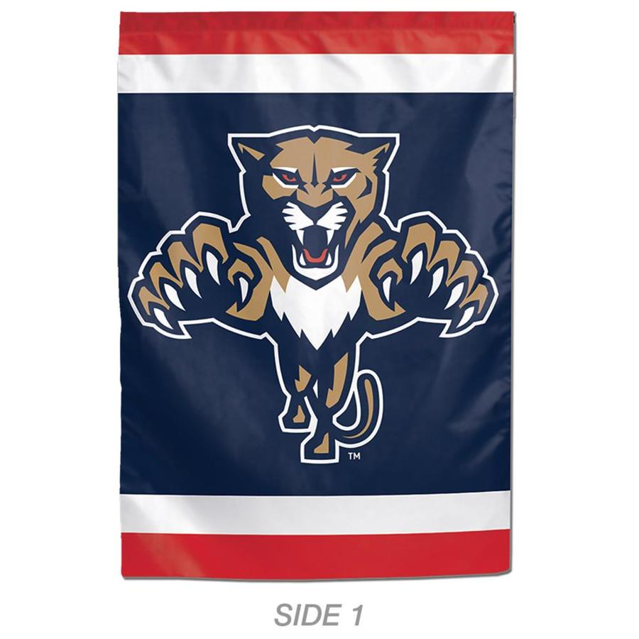 WinCraft Sports 1-ft W x 1.5-ft H Sports Florida Panthers Garden Flag