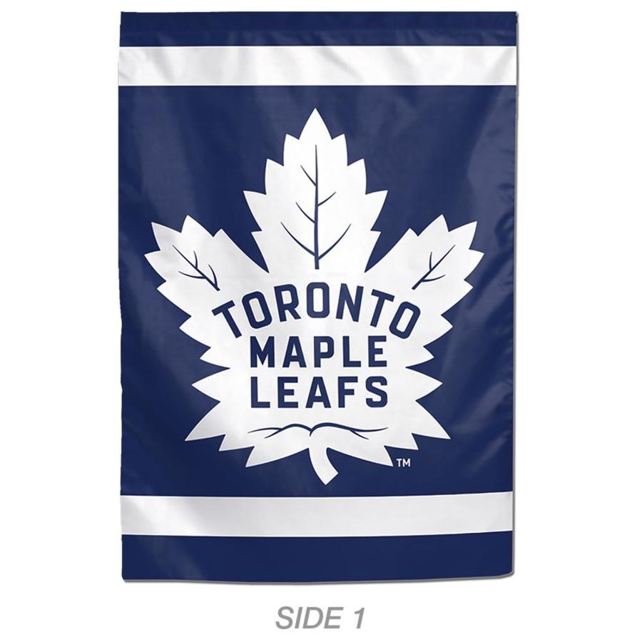 WinCraft Sports 1-ft W x 1.5-ft H Sports Toronto Maple Leafs Garden Flag