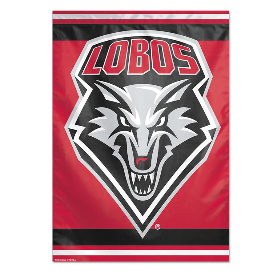 WinCraft Sports 2.33-ft W x 3.33-ft H University of New Mexico State Flag
