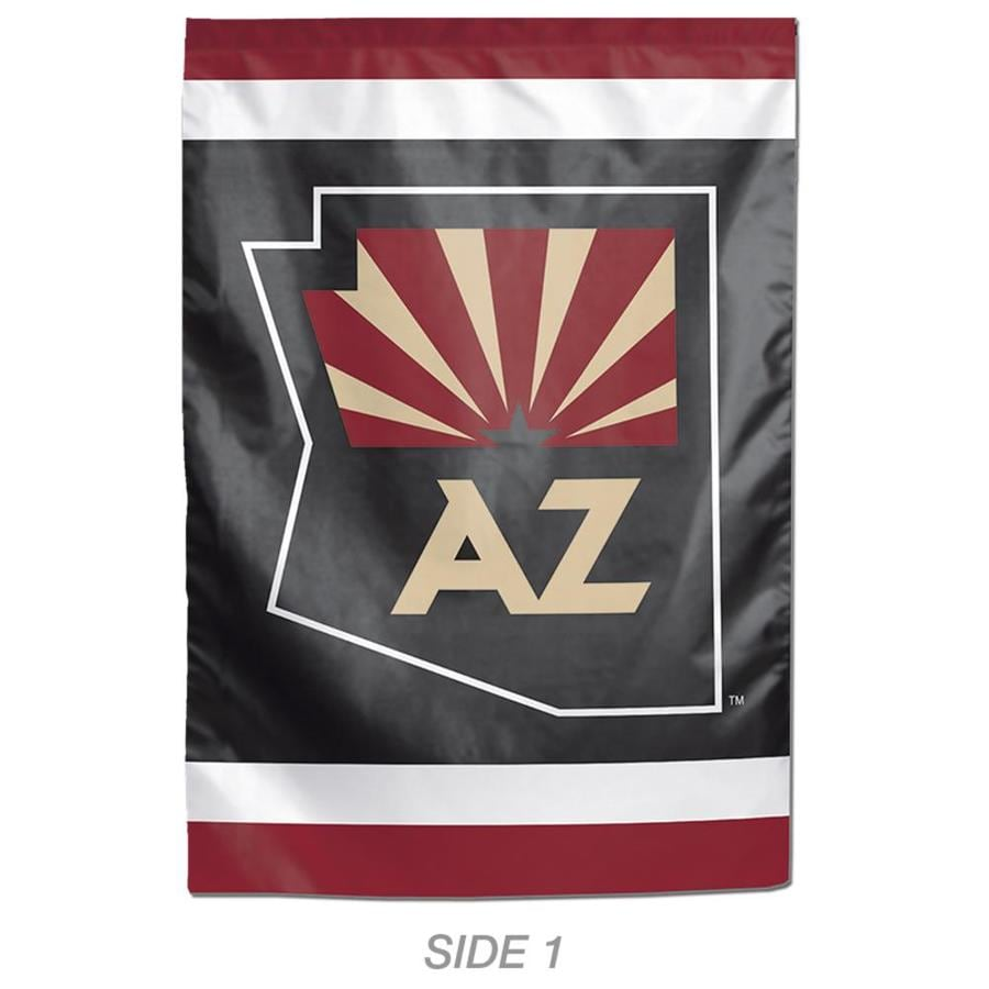 WinCraft Sports 1-ft W x 1.5-ft H Sports Arizona Coyotes Garden Flag