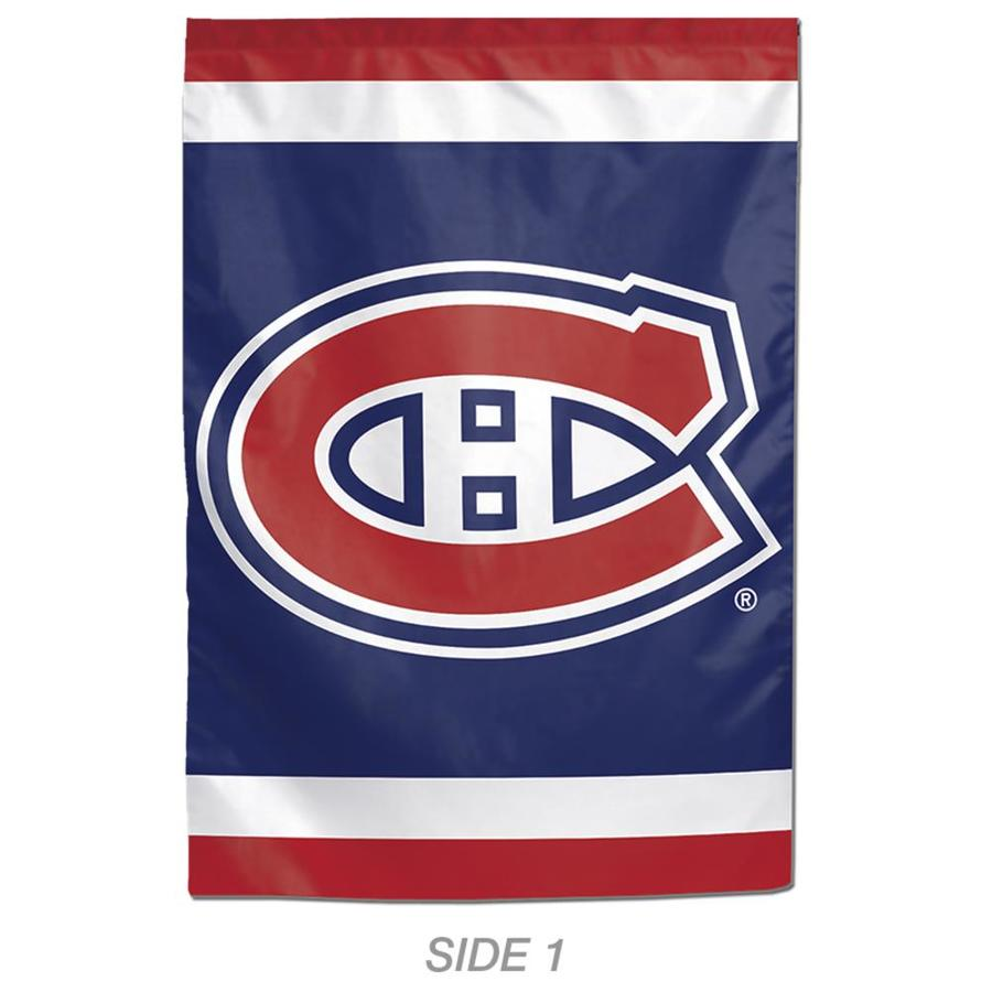 WinCraft Sports 1-ft W x 1.5-ft H Sports Montreal Canadiens Garden Flag
