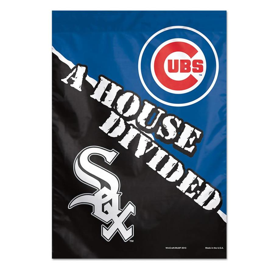 WinCraft Sports 2.33-ft W x 3.33-ft H Chicago Cubs Flag