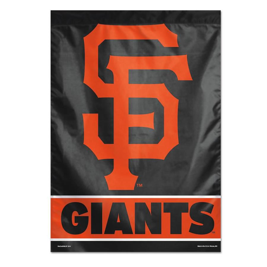 WinCraft Sports 2.33-ft W x 3.33-ft H San Francisco Giants Flag