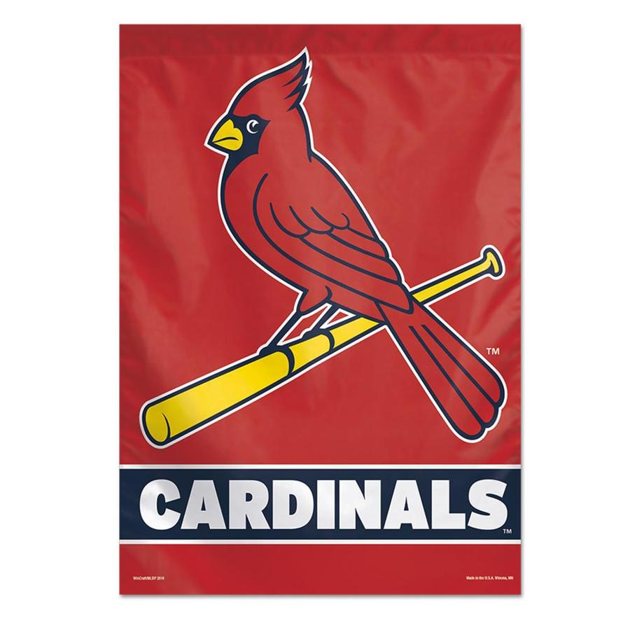 WinCraft Sports 2.33-ft W x 3.33-ft H St Louis Cardinals Flag