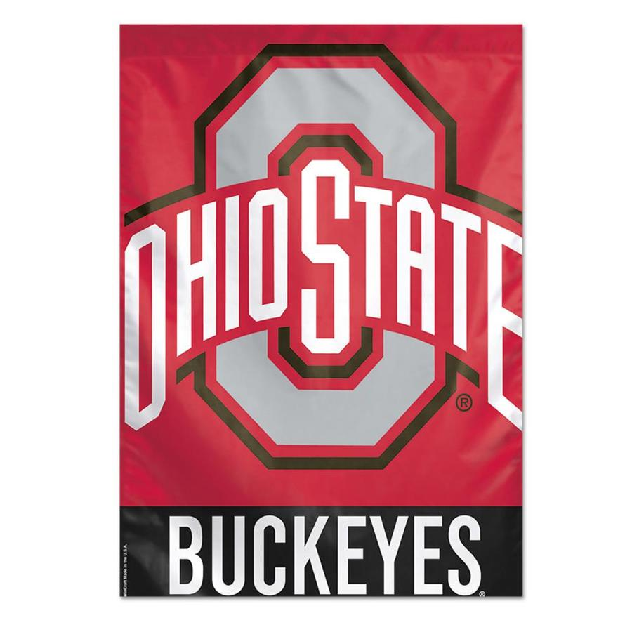 WinCraft Sports 2.33-ft W x 3.33-ft H Ohio State University Flag